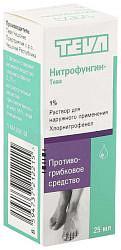 Нитрофунгин цена