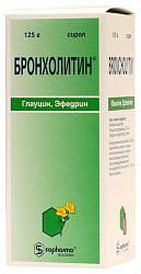 Бронхолитин купить в москве