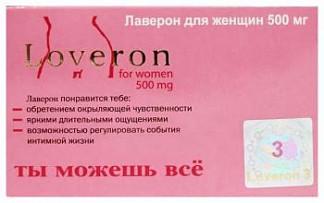 Препарат лаверон