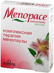 Менопейс 30 шт. капсулы