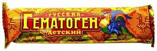 Гематоген русский детский 40г фарм-про