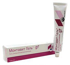 Монтавит гель увлажняющий 50г montavit pharmazeutische fabrik gmbh