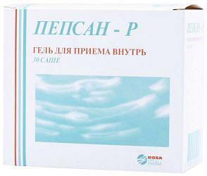 Пепсан-р 30 шт. гель для приема внутрь