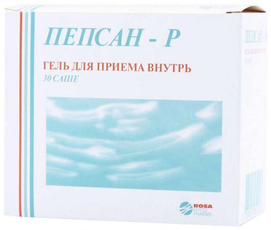 Пепсан-р 30 шт. гель для приема внутрь, фото №1