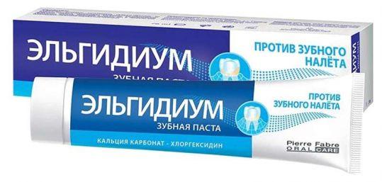 Эльгидиум зубная паста 100г, фото №1