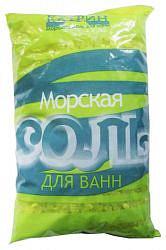 Соль морская для ванн 1 кг цена
