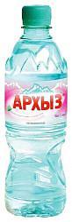 Вода мин. архыз 0,5л без газа