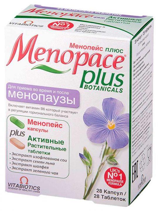 Менопейс плюс таблетки n28+28, фото №1