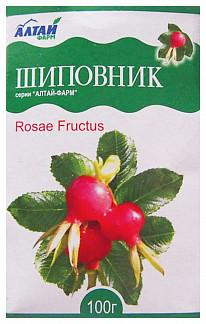 Шиповник плоды фиточай 100г