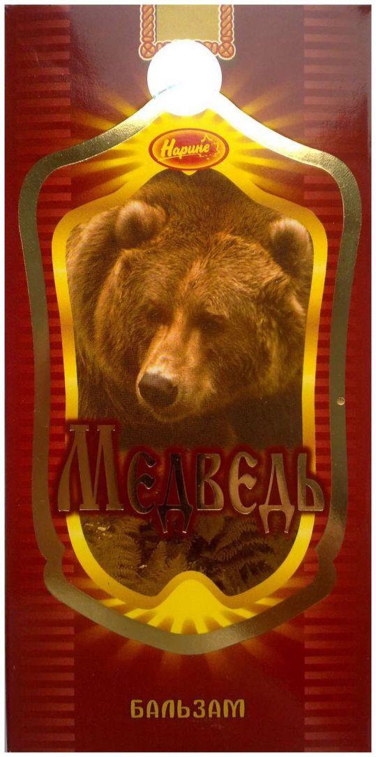 Бальзам медведь 250мл, фото №1