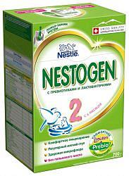 Нестожен 2 смесь молочная детская 700г