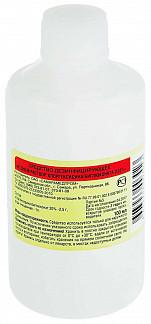 Хлоргексидина биглюконат 0,05% 100мл раствор дез. средство (20%)