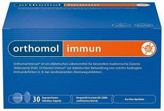 Ортомоль иммуно таб/ капсулы 30 шт.