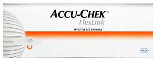 Акку-чек флекслинк иглы 8мм 10 шт.