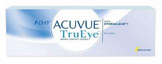 Акувью тру ай линзы контактные r8,5 -1,25 30 шт.