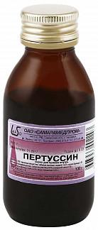 Пертуссин 100мл сироп