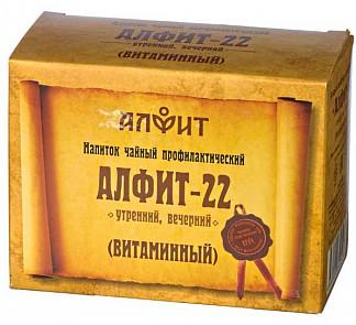 Алфит 22 витаминный сбор лекарственный 2г 60 шт.