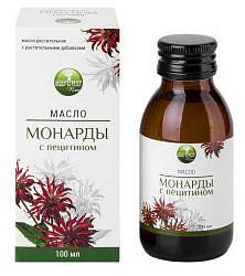 Алфит масло монарды растительное с растительными добавками 100мл