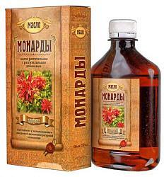 Алфит масло монарды растительное с растительными добавками 250мл