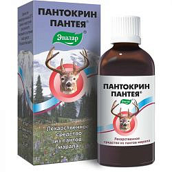 Пантокрин-эвалар 50мл экстракт жидкий