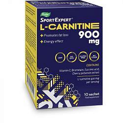 Спортэксперт l-карнитин 3,5г 10 шт. саше