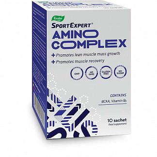 Спортэксперт аминокислотный комплекс 4,8г 10 шт. саше эвалар