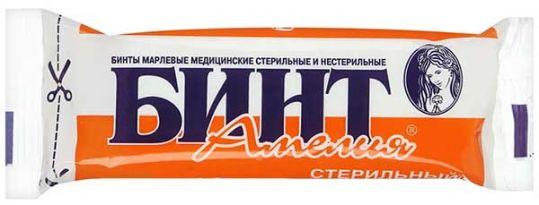Амелия бинт стерильный 7мх14см амелия, фото №1