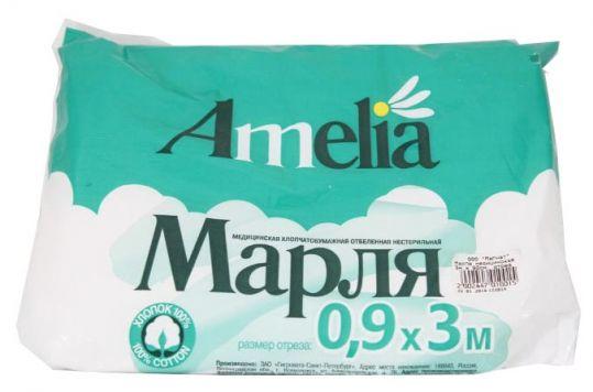 Амелия марля медицинская 90смх3м, фото №1