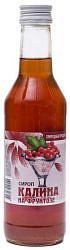 Калина сироп на фруктозе 250мл
