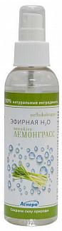 Аспера эфирная н2о сенситив спрей для лица и тела лемонграсс 150мл