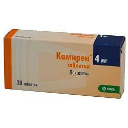 Камирен 4мг 30 шт. таблетки