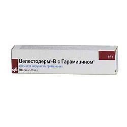Целестодерм-в с гарамицином 15г крем