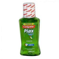 Колгейт плакс ополаскиватель для полости рта лечебные травы 250мл