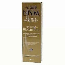 Нисим шампунь для нормальных/жирных волос 240мл