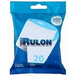 Мон рулон бумага туалетная влажная 20 шт.