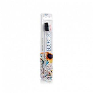Рокс зубная щетка классическая мягкая