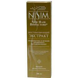 Нисим экстракт-лосьон для волос биостимулирующий 240мл