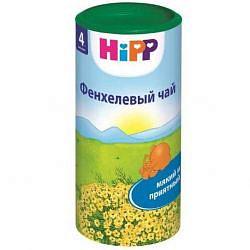 Хипп чай фенхелевый с 4-го месяцев 200г domaco