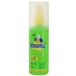 Москитол актив аэрозоль от комаров 100мл