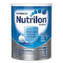 Нутриция нутрилон комфорт 1 смесь молочная 400г