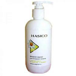 Хасико мыло интимное 250мл ромашка