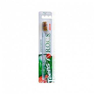 Рокс зубная щетка тинс модельная мягкая