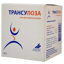 Трансулоза гель для внутреннего применения 150г