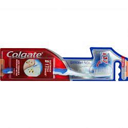 Колгейт шелковые нити зубная щетка мягкая