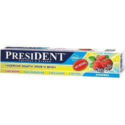 Президент кидс отзывы