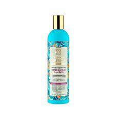 Натура сиберика облепиха шампунь для нормальных/жирных волос глубокое очищение и уход 400мл
