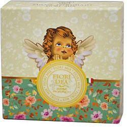 Фьери дея (flori dea) мыло ангел фигурное цветочный микс 100г №1 картон