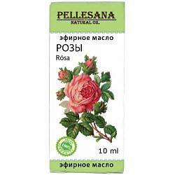 Пеллесана масло эфирное розы 10мл