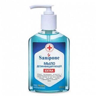 Санипон-extra мыло жидкое дезинфицирующее (кожный антисептик) 250мл