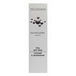 Пеллесана биоколлаген гель для лица активный коллаген 30мл